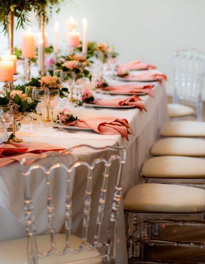 Décoration de mariage à Deauville, au Domaine les Planches - Détails des chaises, par CREA EVENT, Décoratrice UFDI à Honfleur, Deauville, Caen - 14